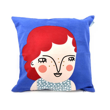 Lily - Swedish Friend Cushion / Pillow