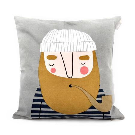 Ebbot - Swedish Friend Cushion / Pillow