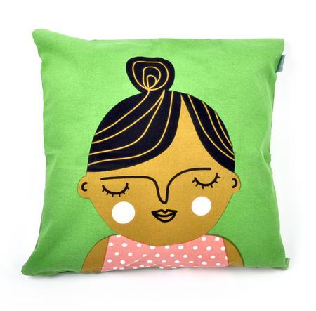Esmeralda - Swedish Friend Cushion / Pillow