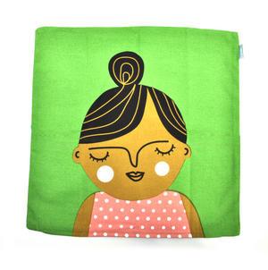 Esmeralda - Swedish Friend Cushion / Pillow Thumbnail 2