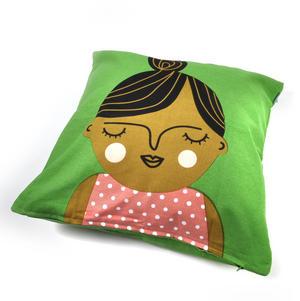 Esmeralda - Swedish Friend Cushion / Pillow Thumbnail 3