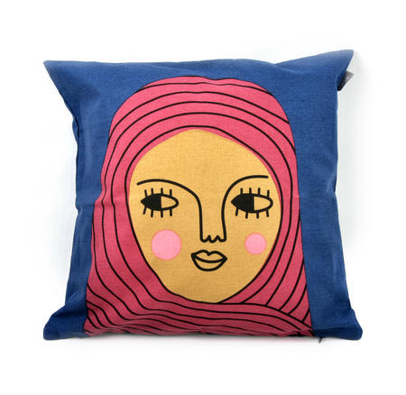 Malinka - Swedish Friend Cushion / Pillow