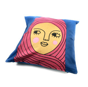 Malinka - Swedish Friend Cushion / Pillow Thumbnail 3