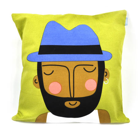 Max - Swedish Friend Cushion / Pillow