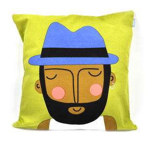 Max - Swedish Friend Cushion / Pillow Thumbnail 1