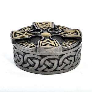 Celtic Cross Box 7.5cm Thumbnail 4