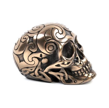 Tribal Skull 6cm