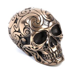 Tribal Skull 6cm Thumbnail 3