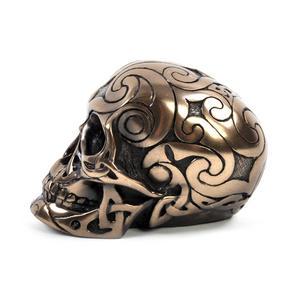 Tribal Skull 6cm Thumbnail 4
