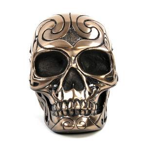 Tribal Skull 6cm Thumbnail 5
