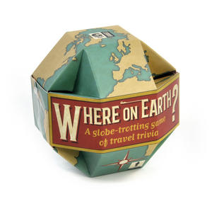 Where On Earth? - Travel Trivia Globe-Trotting Game Thumbnail 2