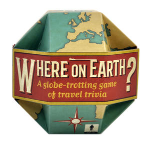 Where On Earth? - Travel Trivia Globe-Trotting Game Thumbnail 3