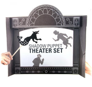 Shadow Puppet Theatre Set Thumbnail 1