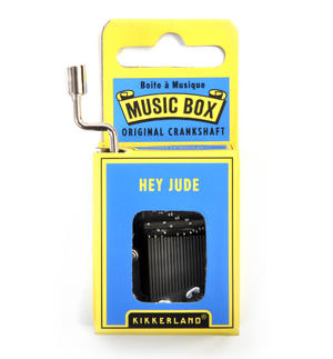 Hey Jude - The Beatles Music Box