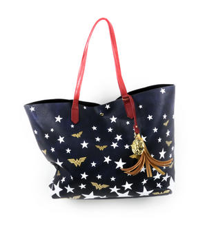 Wonder Woman Superstar Tote Bag Thumbnail 2