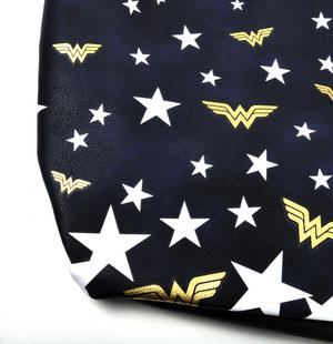 Wonder Woman Superstar Tote Bag Thumbnail 5