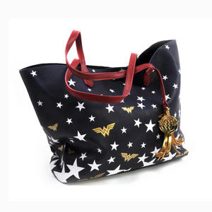 Wonder Woman Superstar Tote Bag Thumbnail 7