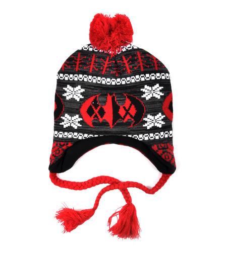 Batman Winter Chullo Hat