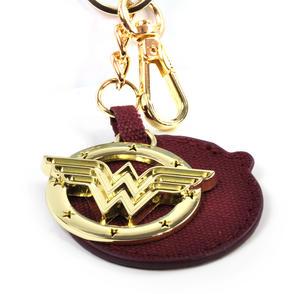 Wonder Woman Logo Key Ring Thumbnail 1