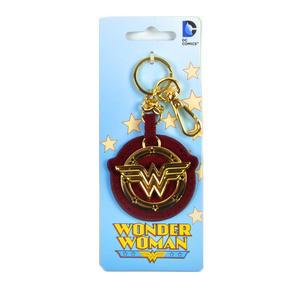 Wonder Woman Logo Key Ring Thumbnail 2