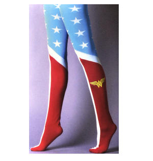 Wonder Woman Tights Thumbnail 2