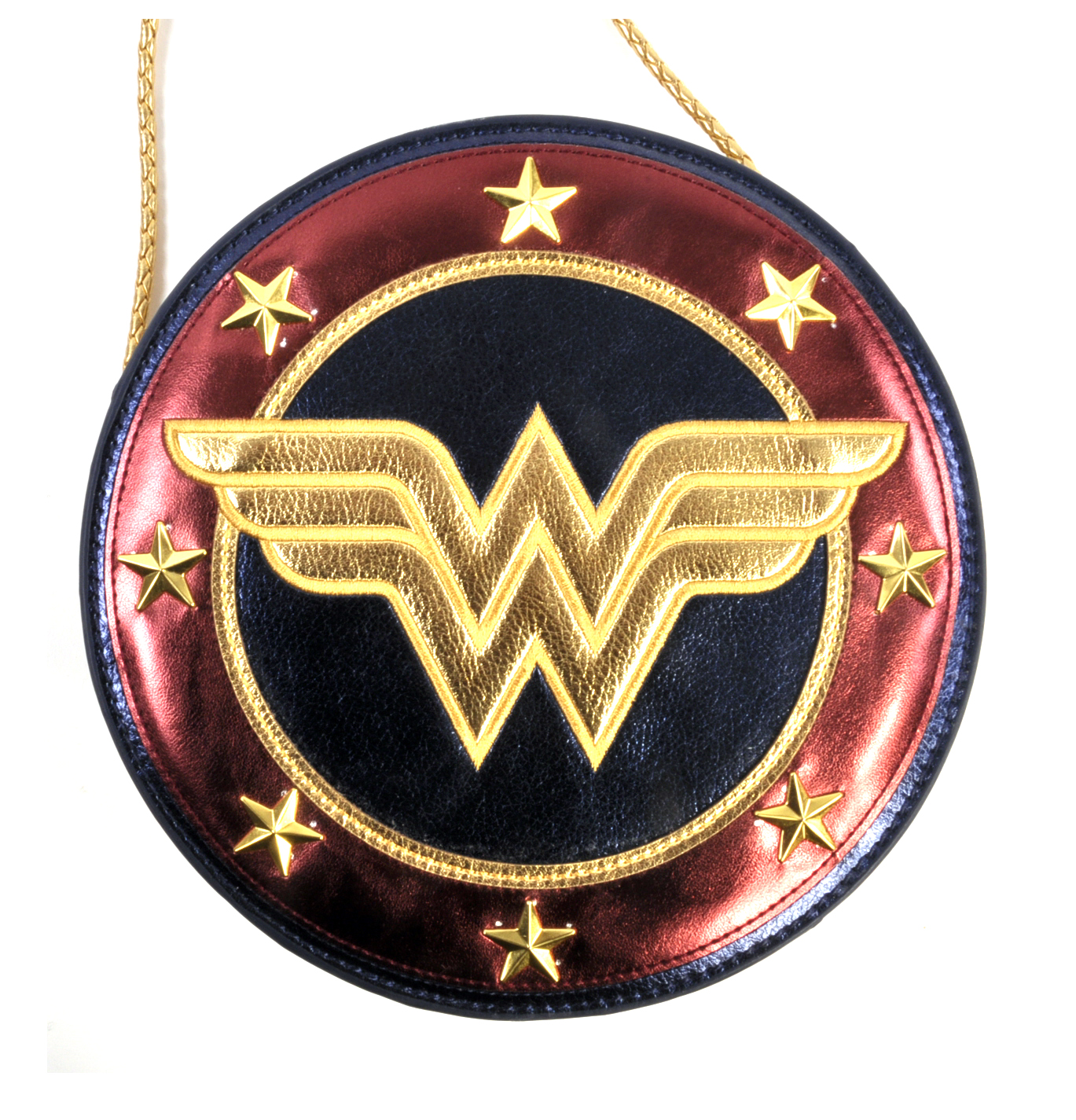 Wonder Woman Shield Hand Bag with Lasso of Truth Shoulder ...