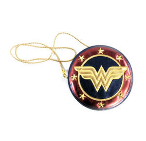 Wonder Woman Shield  Hand Bag with Lasso of Truth Shoulder Strap Thumbnail 4