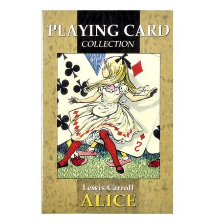 Alice in Wonderland Playing Cards Designed by Jesus Blasco
