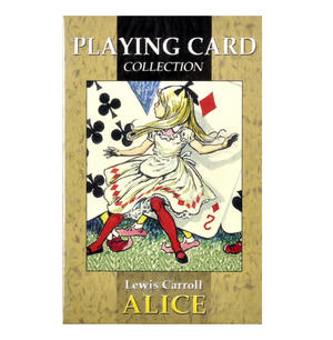 Alice in Wonderland Playing Cards Designed by Jesus Blasco