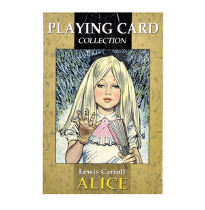 Alice in Wonderland Playing Cards Designed by Jesus Blasco Thumbnail 2