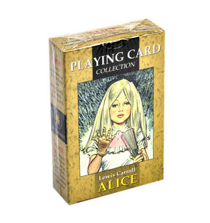 Alice in Wonderland Playing Cards Designed by Jesus Blasco Thumbnail 3