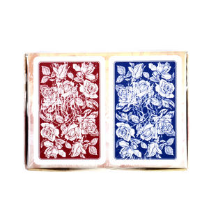 Piatnik Rose Patience 2 x 55 Playing Cards Thumbnail 3