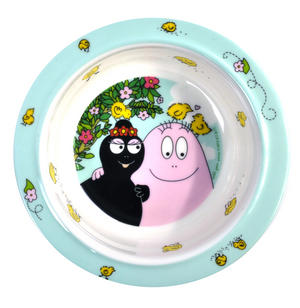 Barbapapa & Barbamama Suction Pad Bowl - 6 Months+ Thumbnail 3