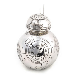BB8 Bee Bee Eight Secret Stash Pewter Container by Royal Selangor Thumbnail 1