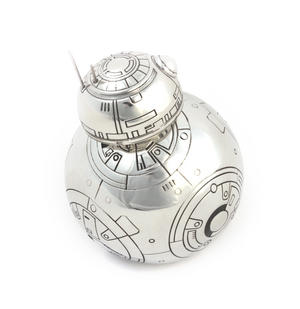 BB8 Bee Bee Eight Secret Stash Pewter Container by Royal Selangor Thumbnail 2