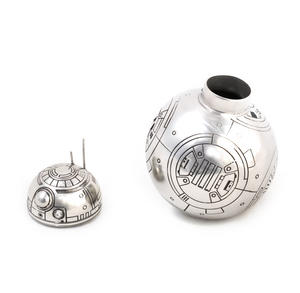 BB8 Bee Bee Eight Secret Stash Pewter Container by Royal Selangor Thumbnail 3