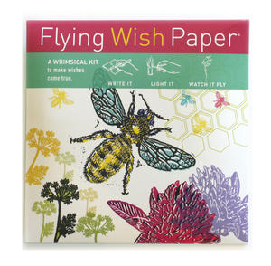 Just Bee - Flying Wish Paper