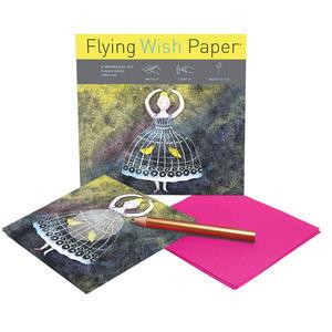 Birdcage Ballerina - Flying Wish Paper