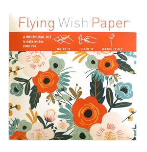 Orange Blossoms - Flying Wish Paper