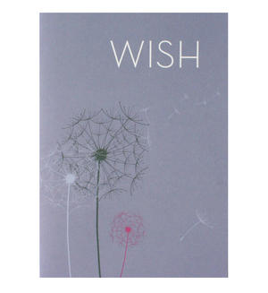 Dandelion - Flying Wish Paper Kit Greetings Card