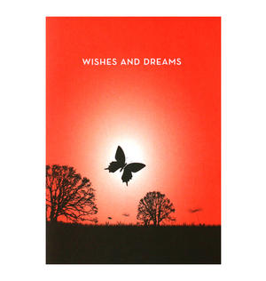Butterfly - Flying Wish Paper Kit Greetings Card