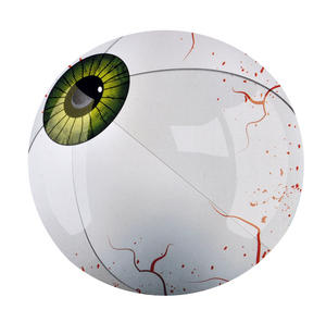 Giant Eyeball - Inflatable Eye Beach Ball Thumbnail 1