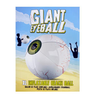Giant Eyeball - Inflatable Eye Beach Ball Thumbnail 3