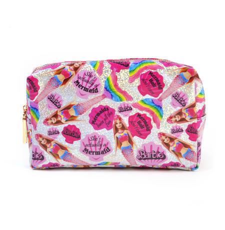 Barbie - Mermaid Make-Up Bag / Cosmetics Bag / Wash Bag