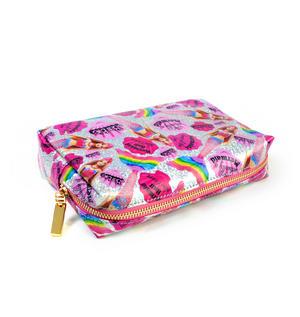 Barbie - Mermaid Make-Up Bag / Cosmetics Bag / Wash Bag Thumbnail 2