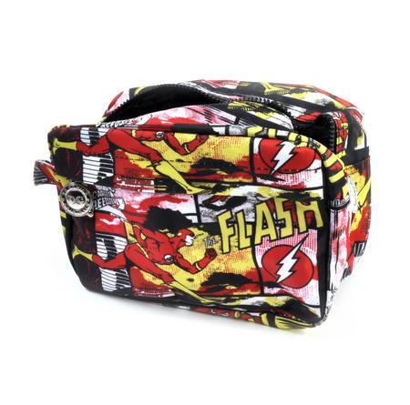 Flash - The Scarlet Speedster Wash Bag
