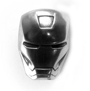 Iron Man - Marvel Lapel Pin  by Royal Selangor