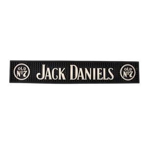 Jack Daniels Bar Runner / Rubber Beer Mat Thumbnail 1