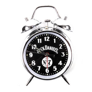 Jack Daniels Old Brand No. 7 Large Alarm Clock Thumbnail 2