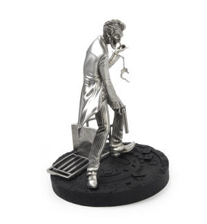 Joker Batman Sculpture by Royal Selangor Thumbnail 2